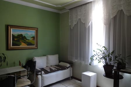 Rental of rooms for the World Cup - Belo Horizonte