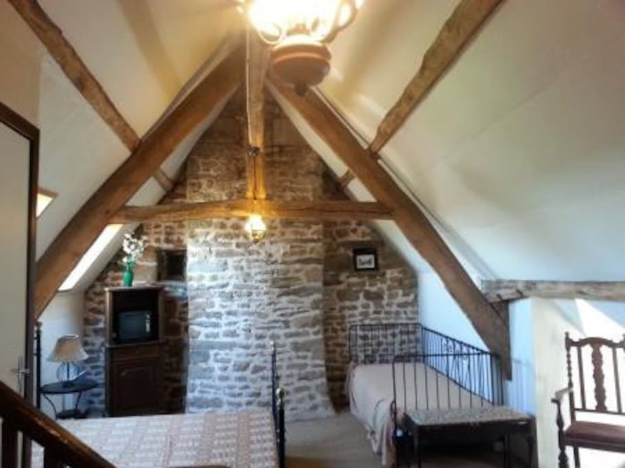 Bluebell Family Bedroom