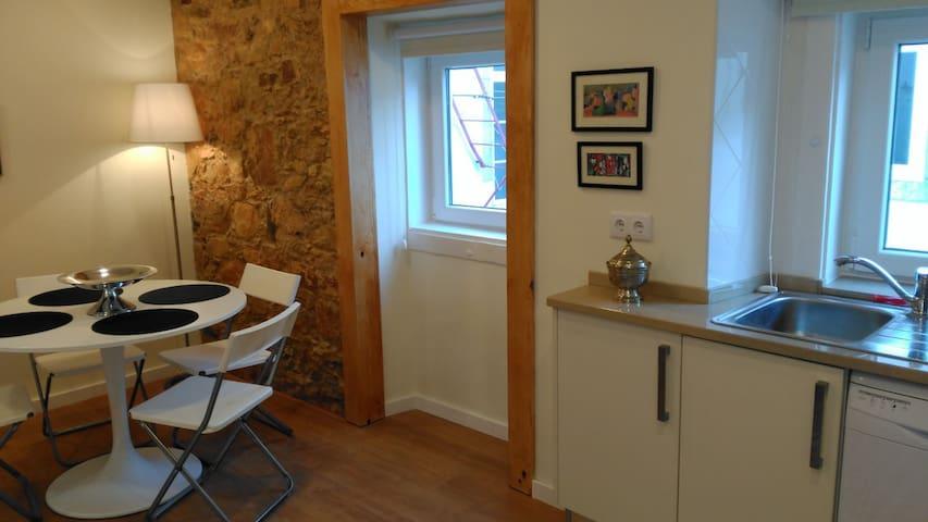 Dolls House! Brand New rustic-modern apartment - Lisboa - Pis