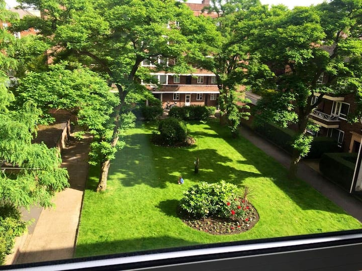 Cosy 2Bed~Central~by London Zoo ~+Balcony&Gardens