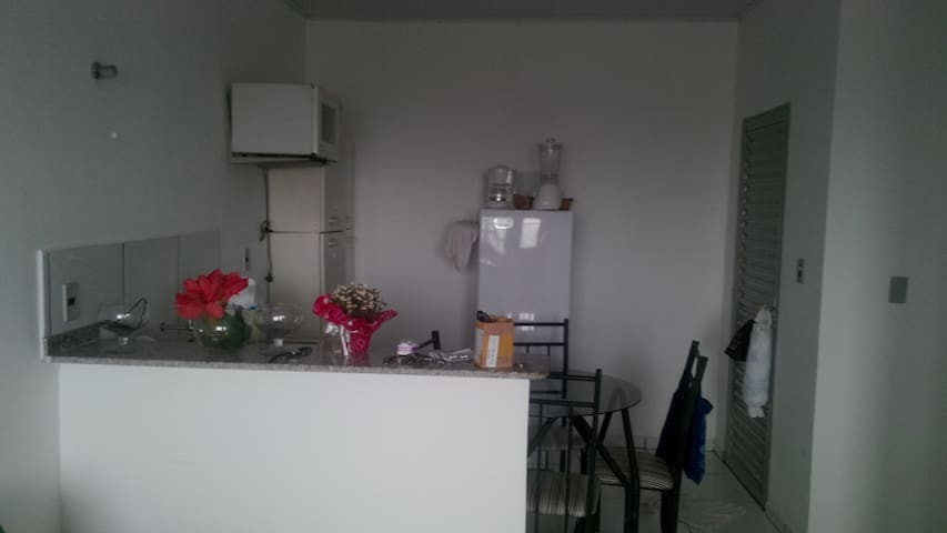 Furnished  Kit Net  - Cuiabá - Apartment