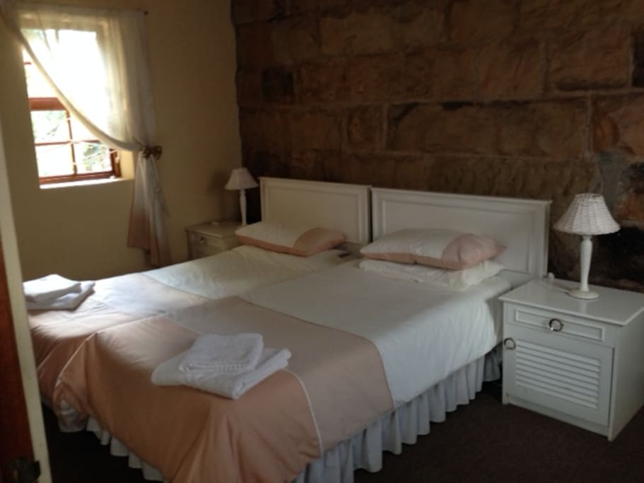 Fisherman's Cottage Bedroom 1