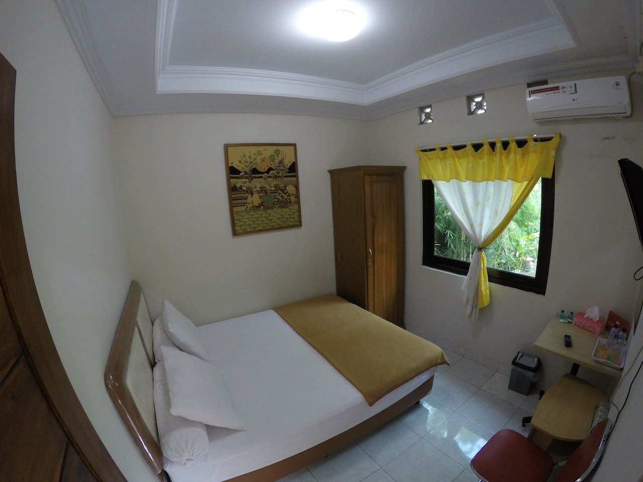 Standard Room 1st Floor with Airconditioner