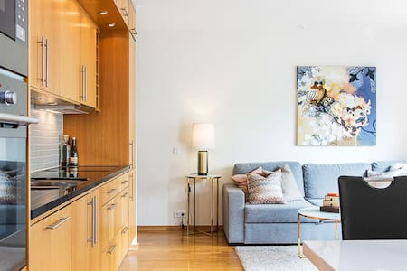 Central modern 2 room apartment - Malmö - Appartement