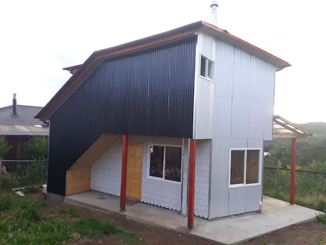 Cabaña en Quemchi, Chiloé.