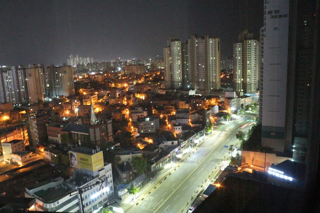 Night city view -2