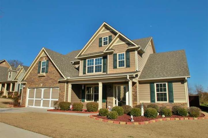 Beautiful vacation home Atlanta Ga