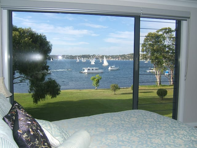 Wangi Sails Bed & Breakfast - Wangi Wangi - Bed & Breakfast
