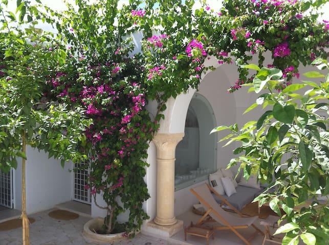 Riad de charme avec piscine  - Nabeul - Hus