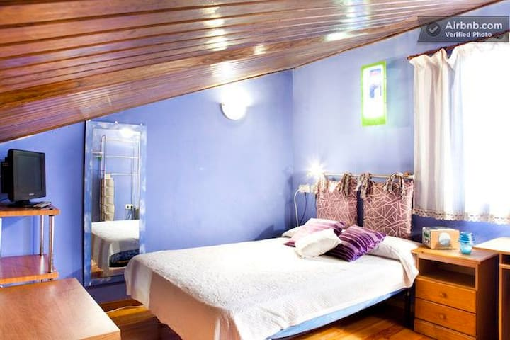 Double Room Mutriku - Sea front - MUTRIKU - Bed & Breakfast