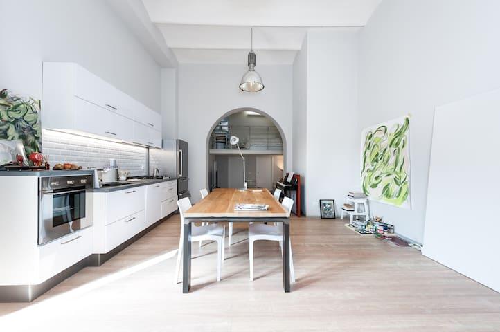 Loft contemporaneo a Firenze - Firenze - Loft