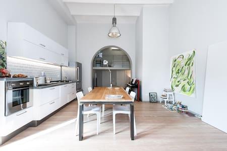 Contemporary loft in Florence - Firenze - Loft