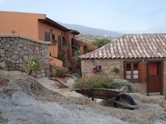 CASA RURAL EN FASNIA-TENERIFE - Fasnia - Huis