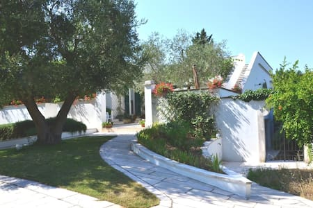LOVELY FLAT IN ROMANTIC  VILLA - Martina Franca