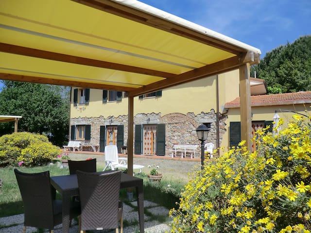 Appartamento Pomaia Toscana Mare