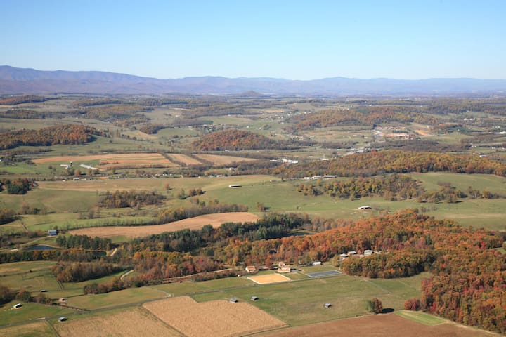 Nestled in scenic Shenandoah Valley