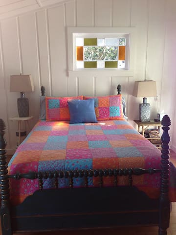 Private Uptown Room on the Mississippi River