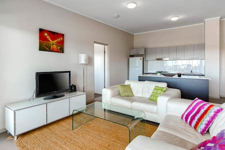 Two Bedroom Unit in Newstead - Apartment