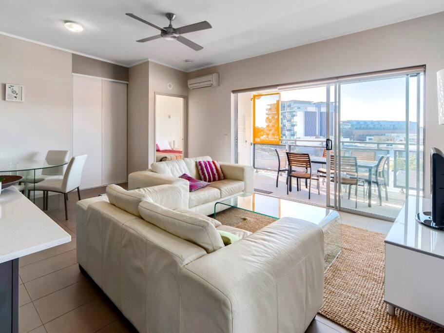 Two Bedroom Unit In Newstead Apartments For Rent In Newstead Queensland Australia