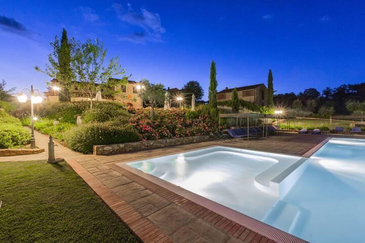 Cennina - Riccio, sleeps 2 guests in Bucine - Bucine - Apartemen