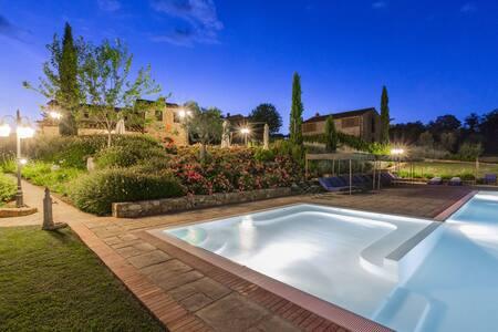 Cennina - Riccio, sleeps 2 guests in Bucine - Bucine - Wohnung