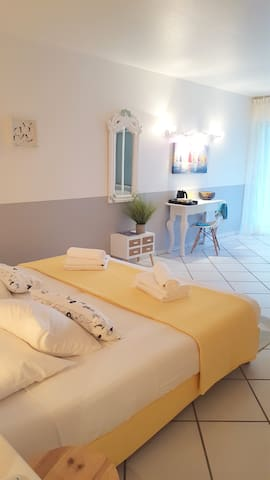 Spacious bedroom 622 on the Anse Marcel beach - Cul-de-Sac - Appartement