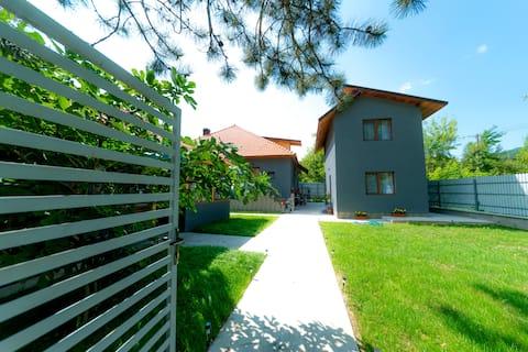 The Grey House Calimanesti,Caciulata