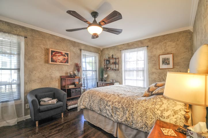Comfy Private Room in Fort Worth - Fort Worth - Ház