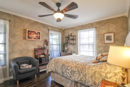 Comfy Private Room in Fort Worth - Ház