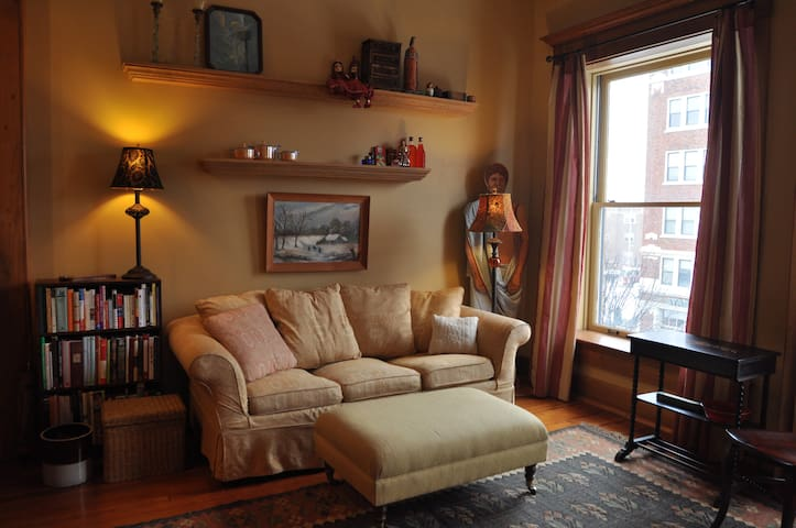 Downtown Massachusetts Avenue Condo - Indianapolis - Wohnung