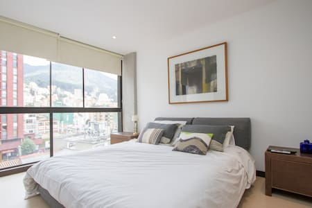 Hot spot at Zona G - Bogota - Apartment