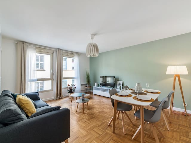 Stylish apartment in the heart of Lyon