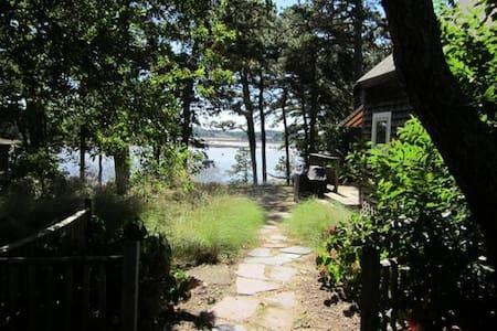 Cape Cod Waterfront Cottage