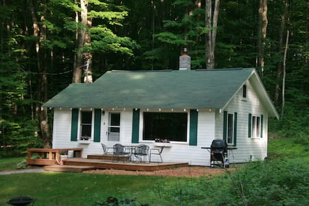 Up North Cabin with Big Glen Access - Maple City - Cabin