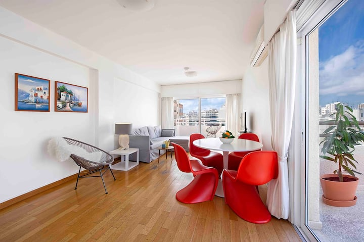 STYLISH PENTHOUSE CITY CENTER FLAT 360oVIEW