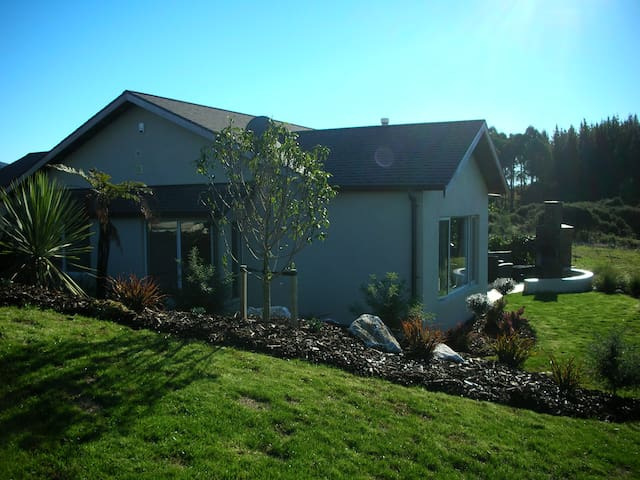 Travigne Estate - Villa - Upper Moutere - House