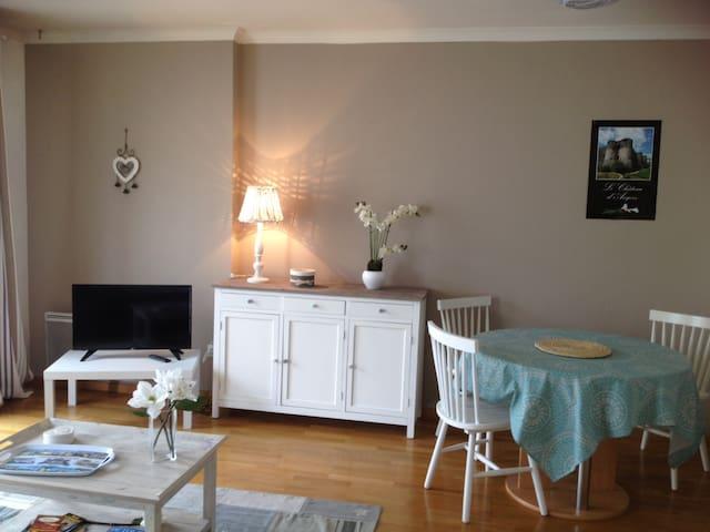 Appartement calme et lumineux en plein centre - Angers - Wohnung