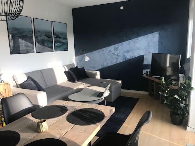 Cozy apartment in the heart of Aarhus