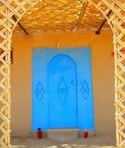 merzouga desert house , camel trek - Merzouga