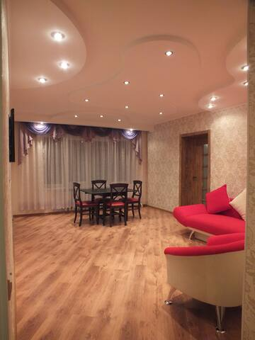 2х комн апартаменты Премиум-класса в центре города - Hrodna - Apartamento