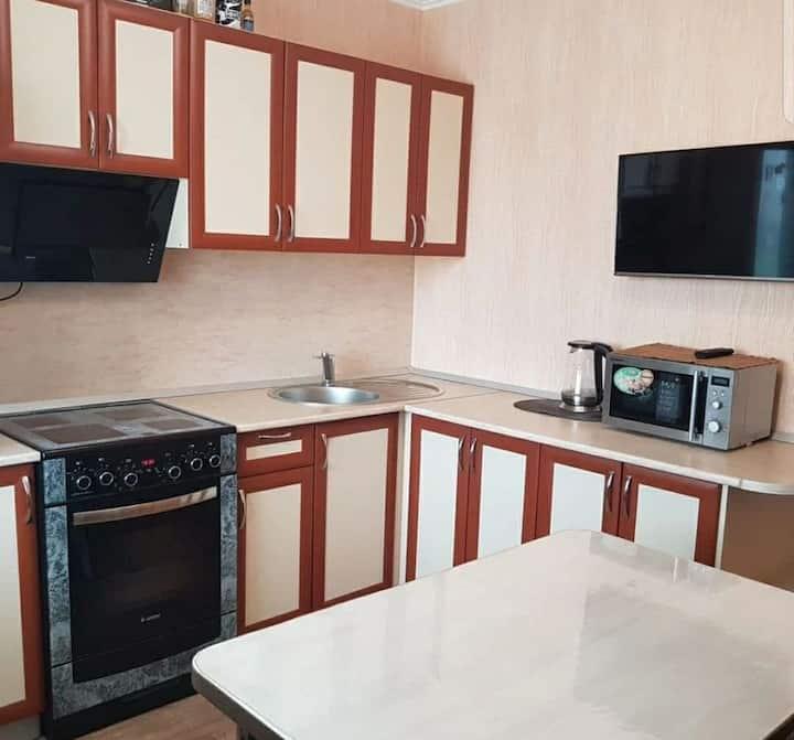 Уютная квартира на Воронкова 21