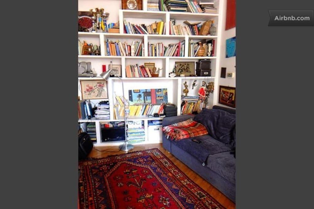 libreria e relax