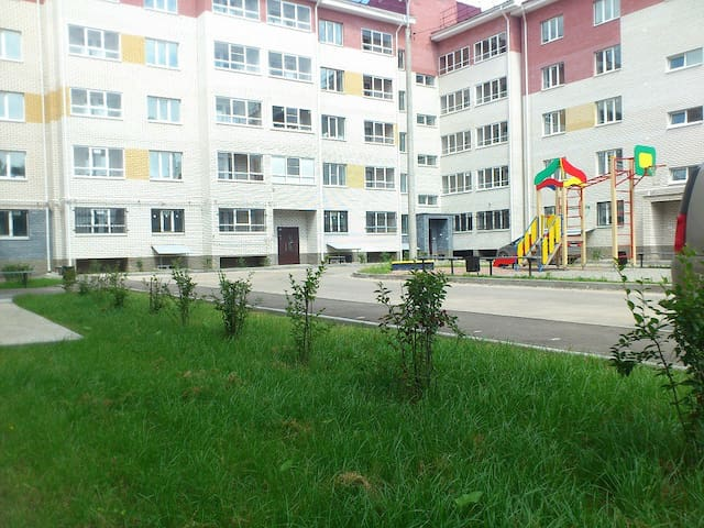 Apartment Bor Nizhny Novgorod FIFA 2018
