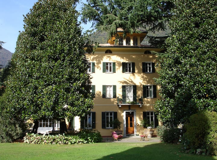 Villa on Lake of Como
