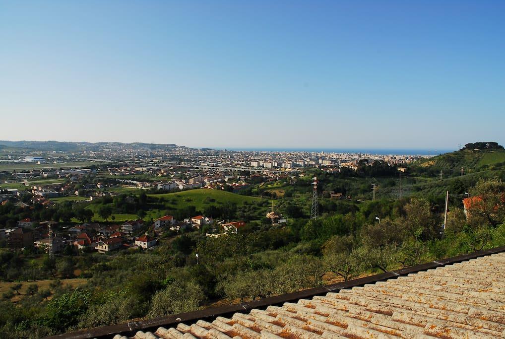 Studio con giardino villa 39 s te huur in san giovanni - Giardino d abruzzo ...