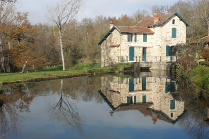 Moulin près de Figeac, dans le Sud Ouest