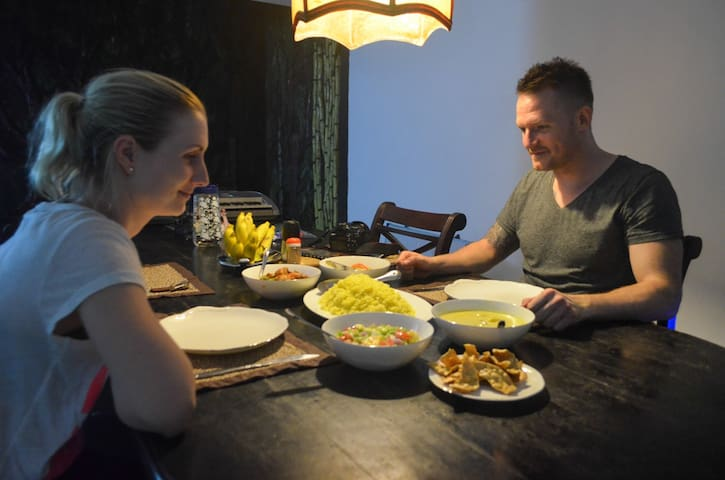 Chance to try authentic Sri Lankan cusine