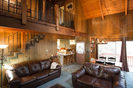 Chasing Dreams Cabin -Big Bear Lake - Big Bear Lake - Blockhütte