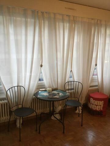 Studio in the center of Geneva