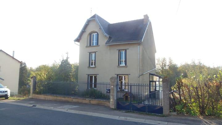 maison individuelle bien située